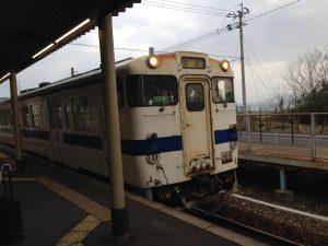 香椎駅から西戸崎駅へ