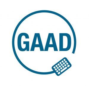 GAADのロゴ
